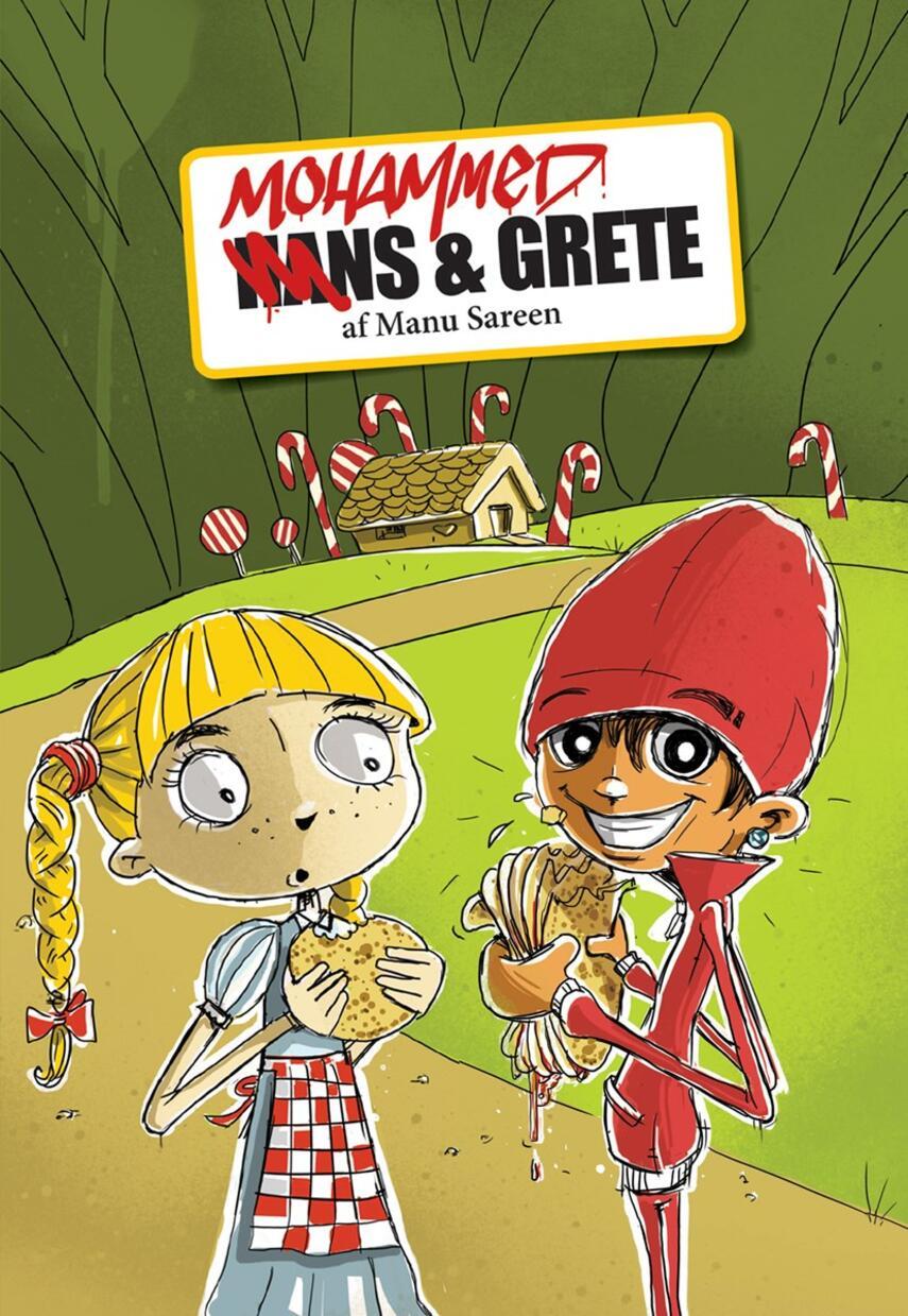 Manu Sareen: Mohammed & Grete