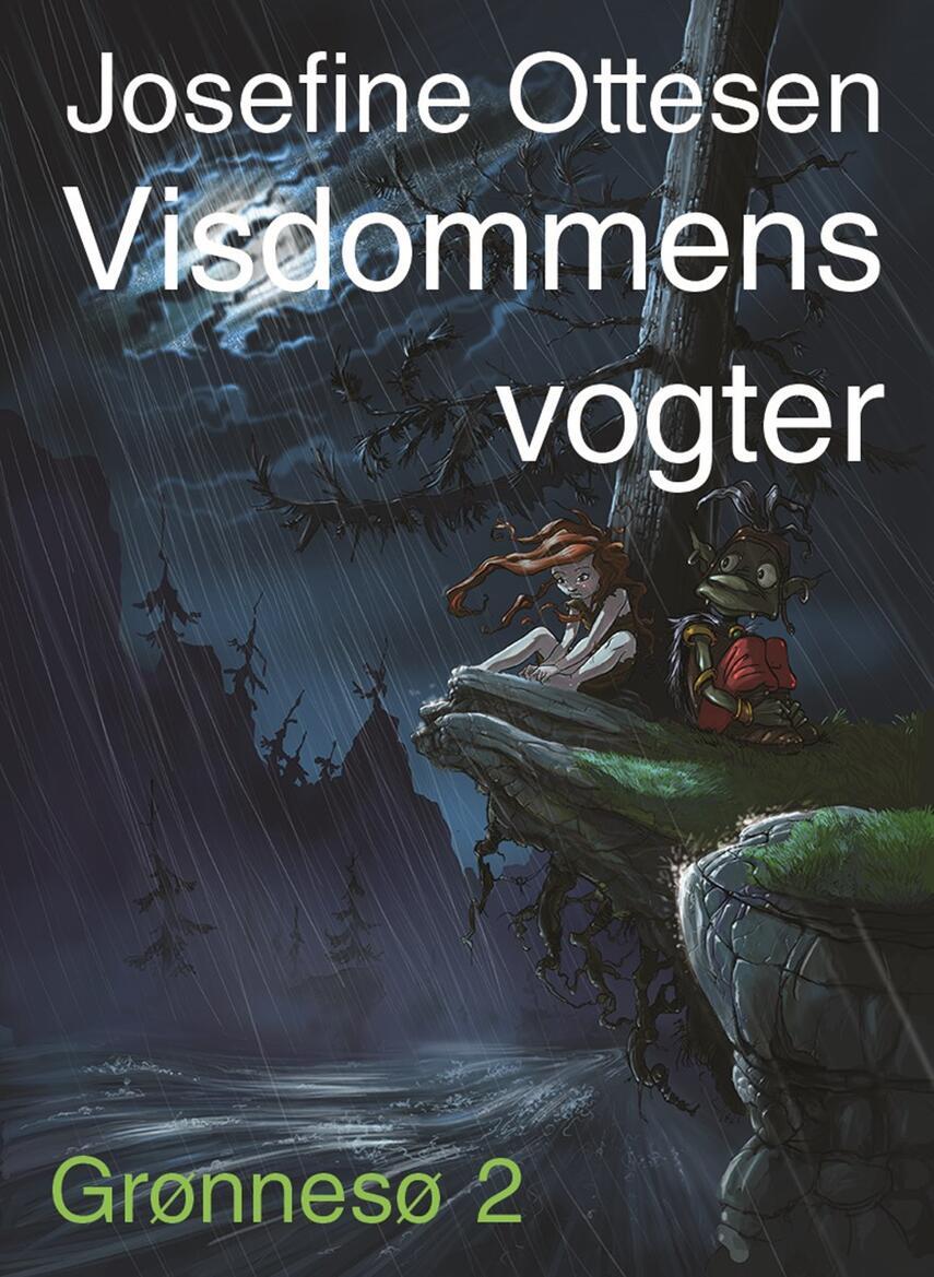 Josefine Ottesen: Visdommens vogter