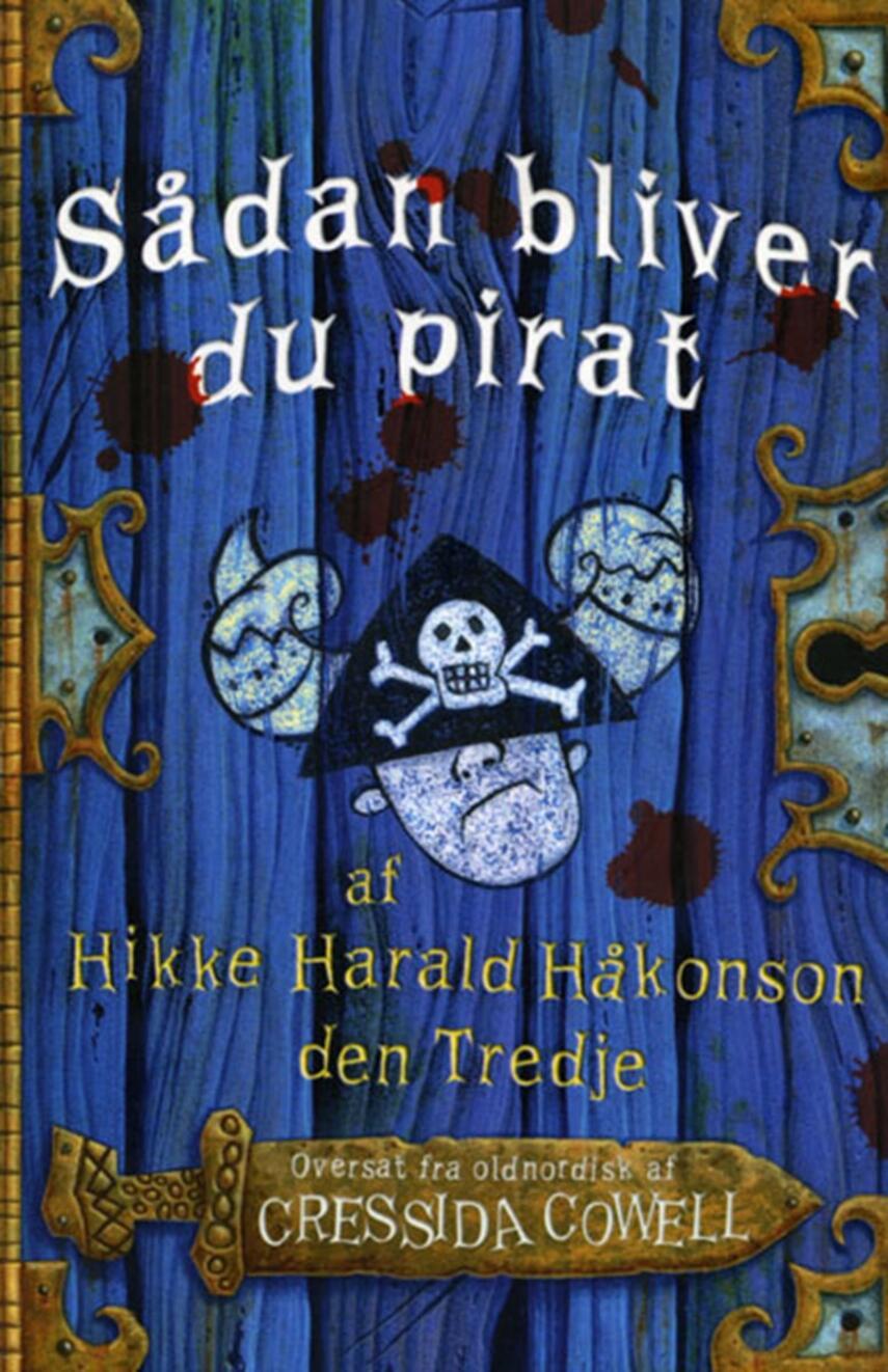 Cressida Cowell: Sådan bliver du pirat