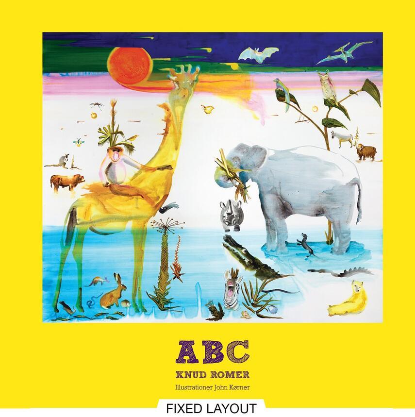 Knud Romer, John Kørner (f. 1967): ABC