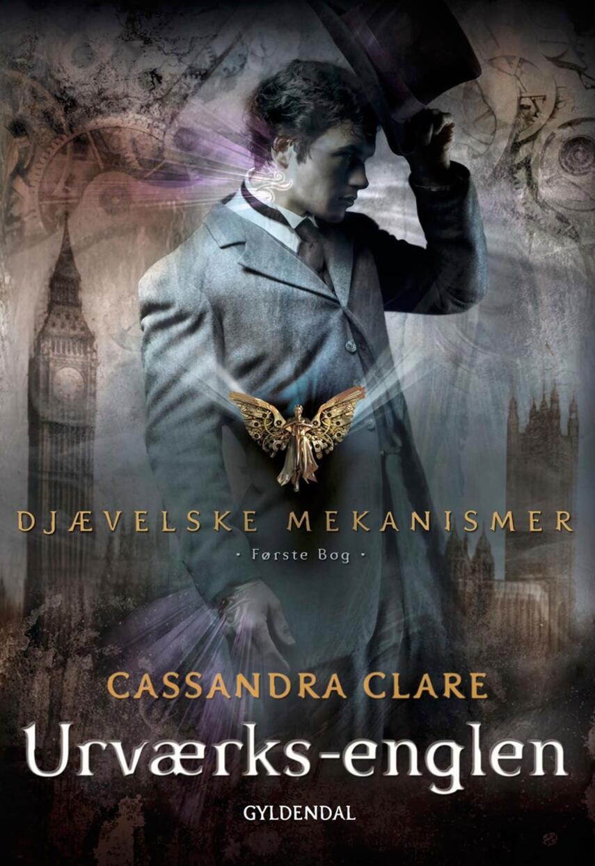Cassandra Clare: Urværks-englen