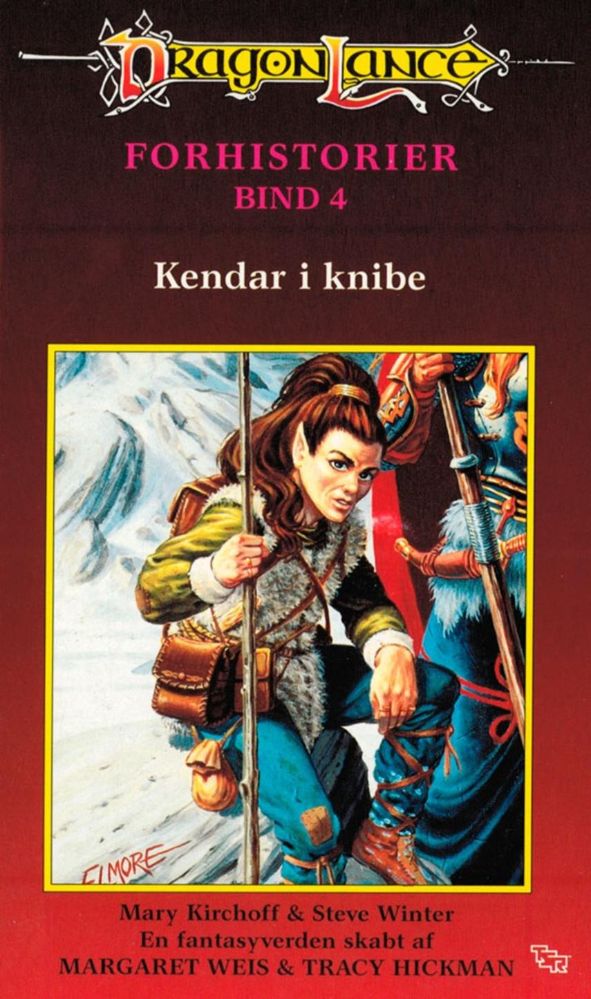 Mary Kirchoff, Steve Winter: Kendar i knibe