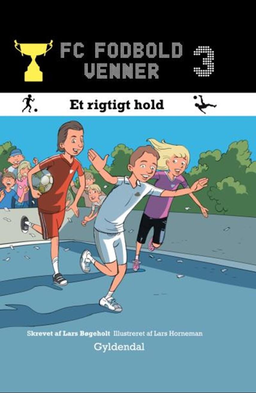 Lars Bøgeholt Pedersen: Et rigtigt hold