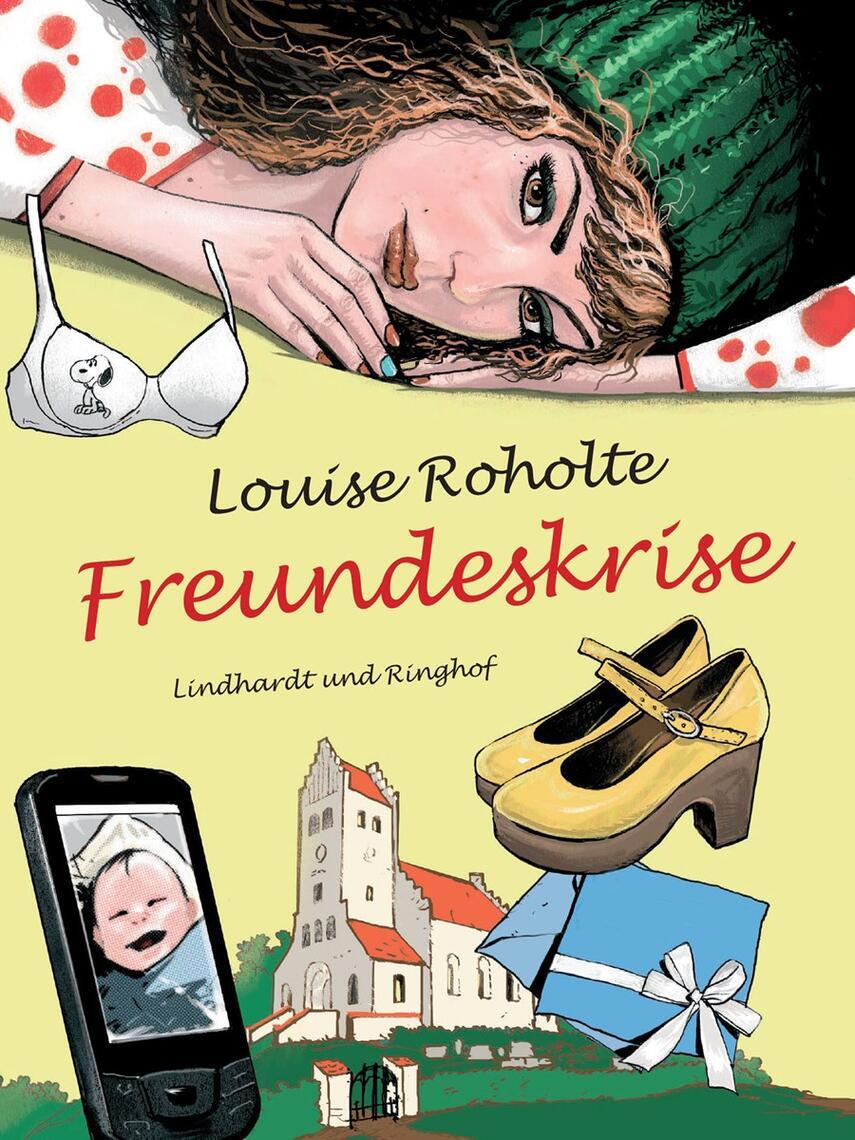 Louise Roholte: Freundeskrise