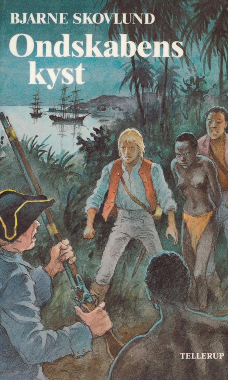 Bjarne Skovlund: Ondskabens kyst