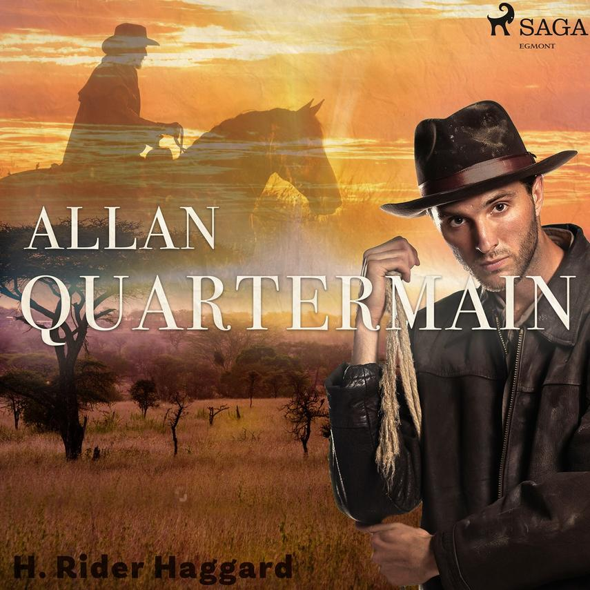 H. Rider Haggard: Allan Quatermain (Ved Christiane Rohde)