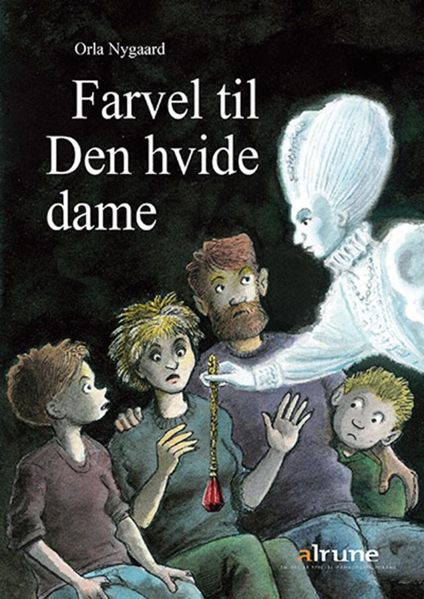 Orla Nygaard: Farvel til den hvide dame