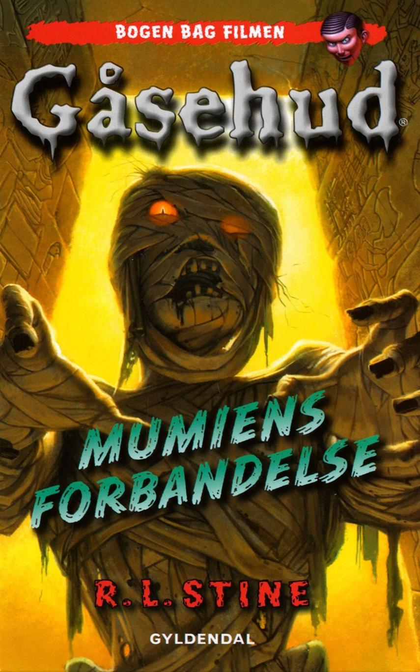 R. L. Stine: Mumiens forbandelse