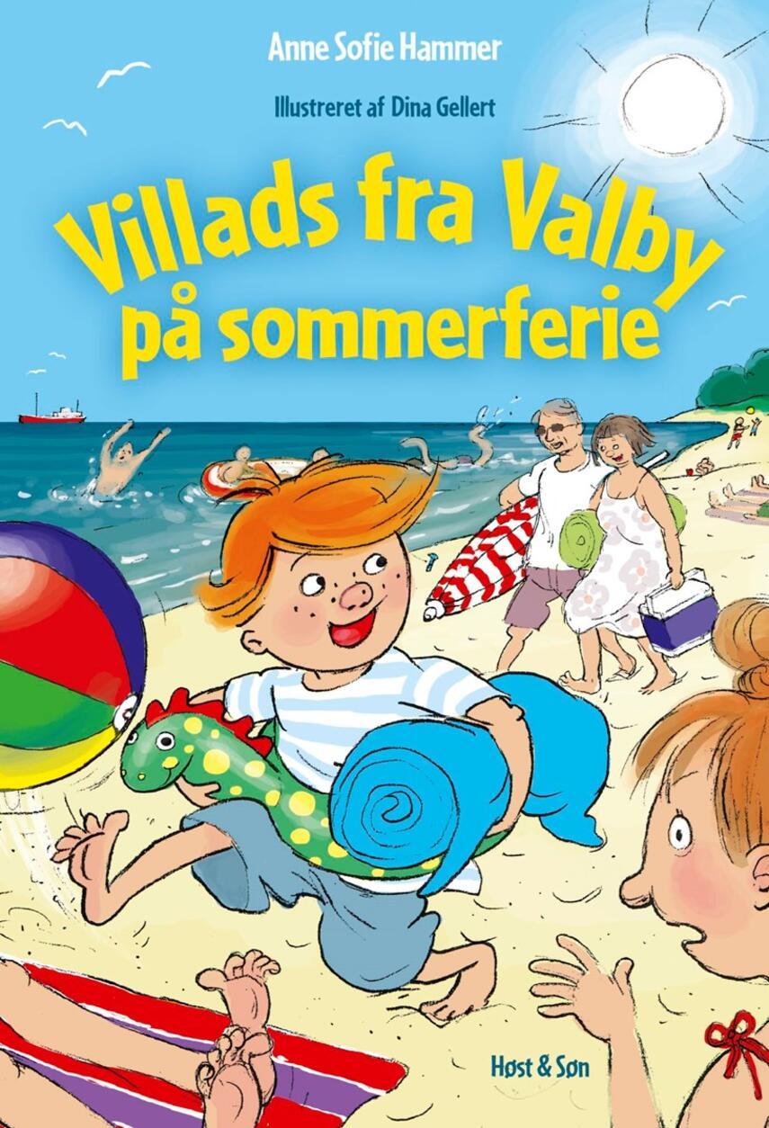 Anne Sofie Hammer (f. 1972-02-05): Villads fra Valby på sommerferie