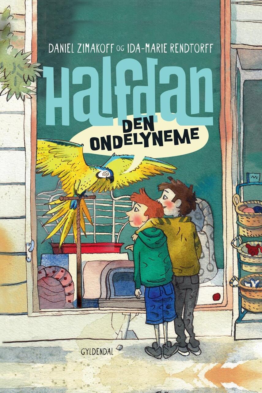 Daniel Zimakoff: Halfdan - den ondelyneme