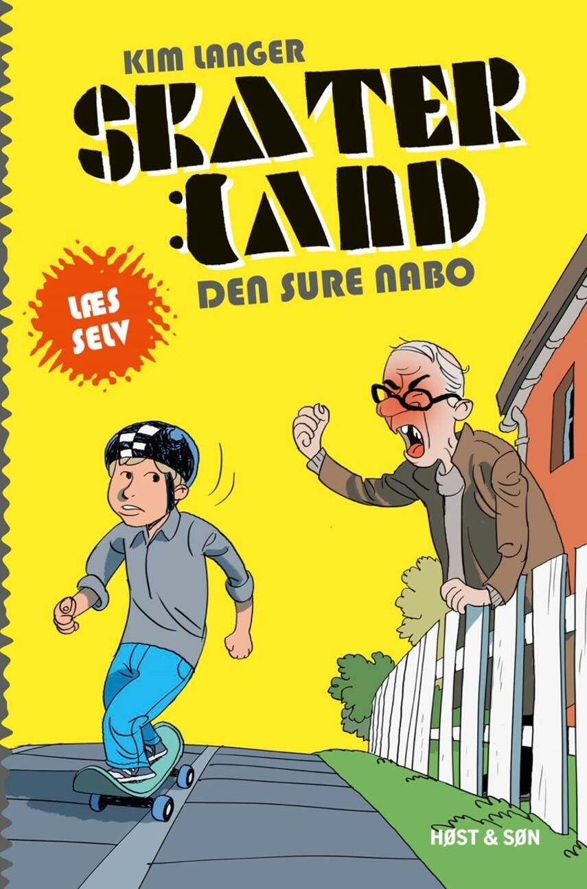 Kim Langer: Skaterland - den sure nabo