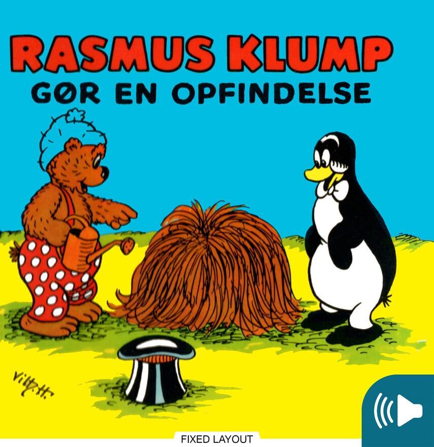 Carla Hansen (f. 1906): Rasmus Klump gør en opfindelse
