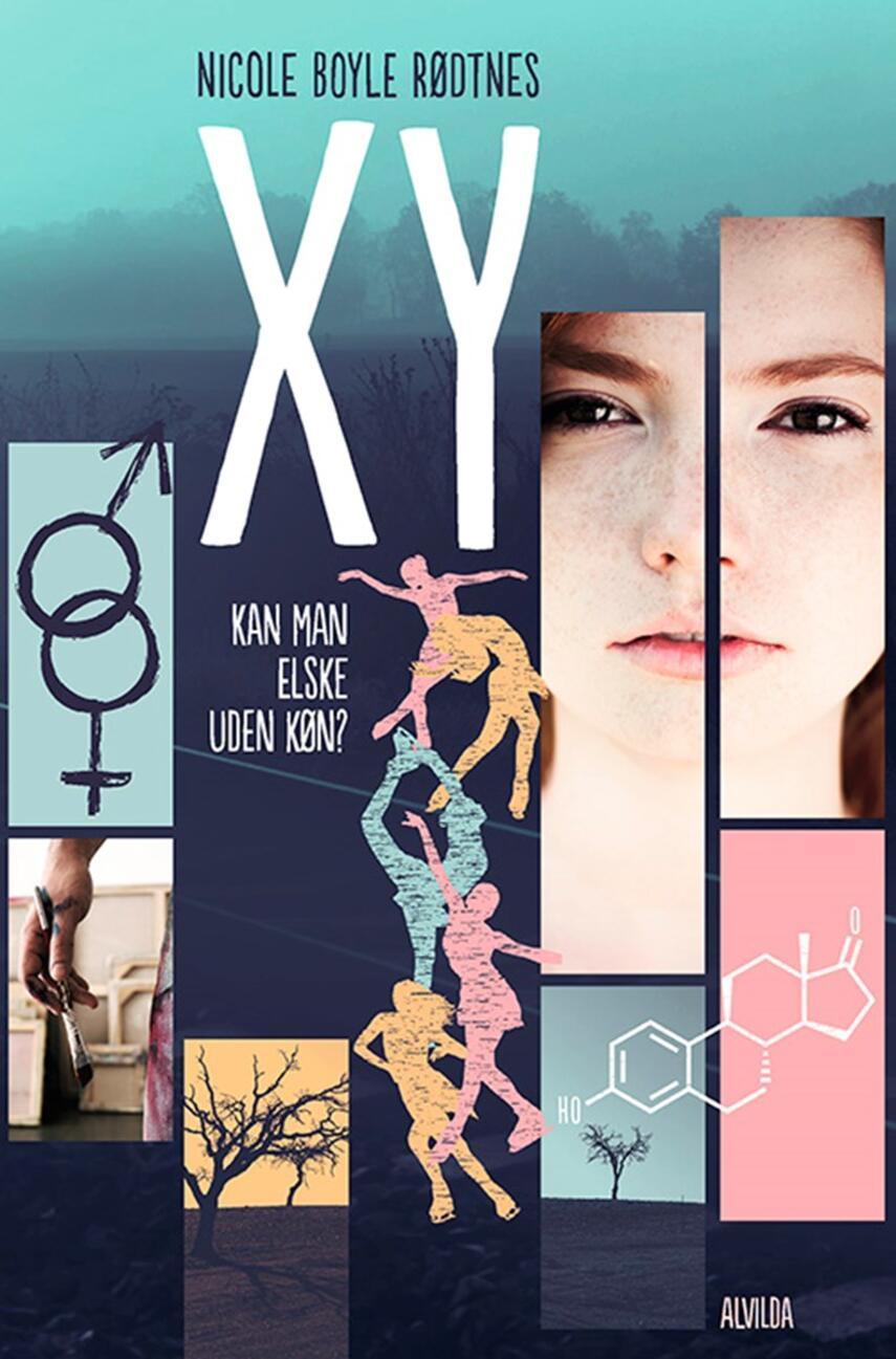 Nicole Boyle Rødtnes: XY : kan man elske uden køn?
