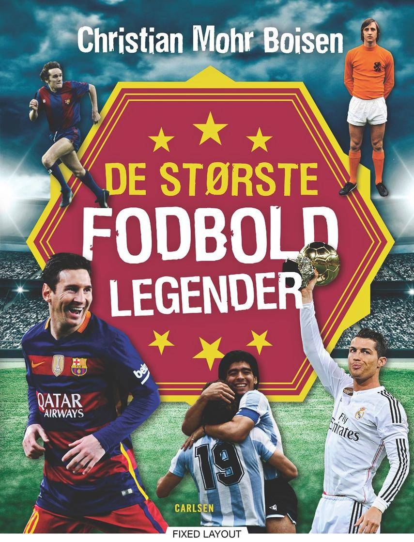 Christian Mohr Boisen: De største fodboldlegender