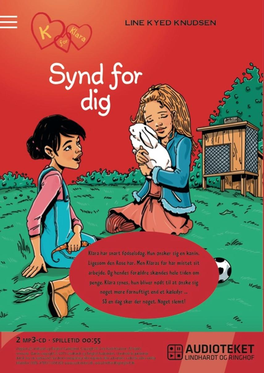 Line Kyed Knudsen: Synd for dig