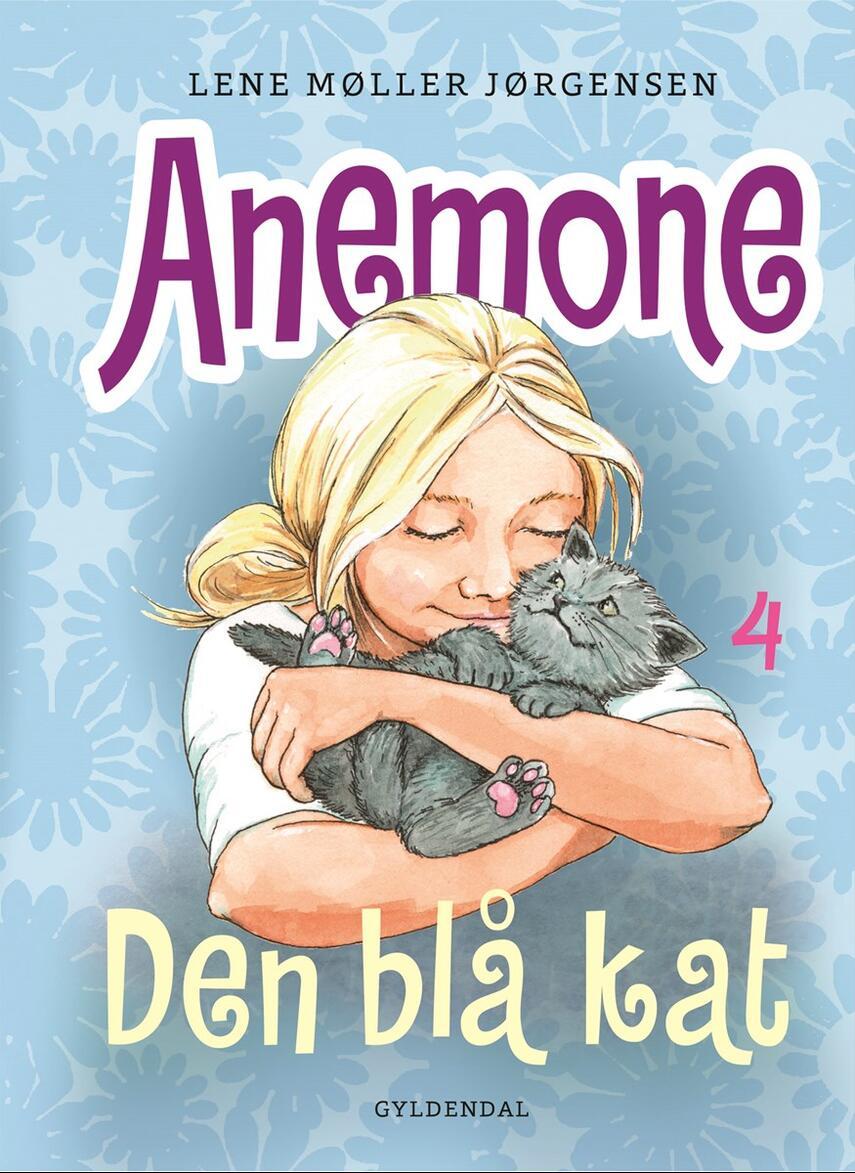 Lene Møller Jørgensen: Anemone - den blå kat