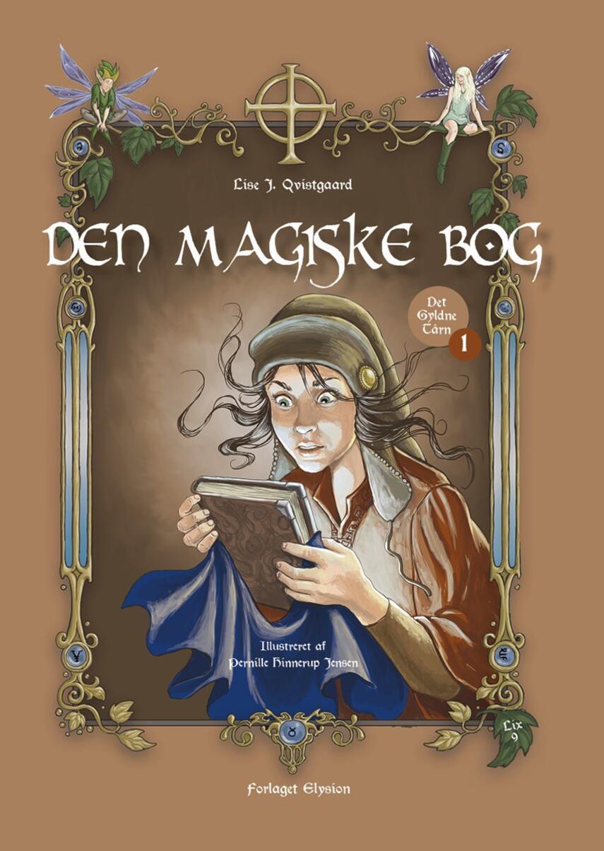 Lise J. Qvistgaard: Den magiske bog