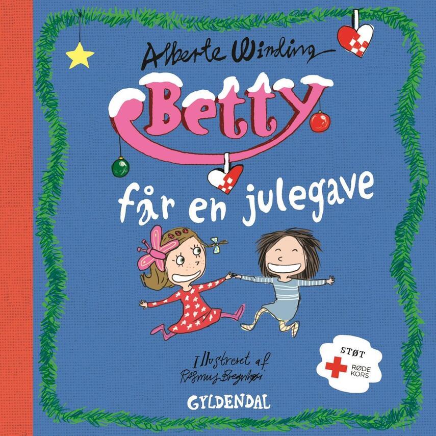 Alberte Winding: Betty får en julegave