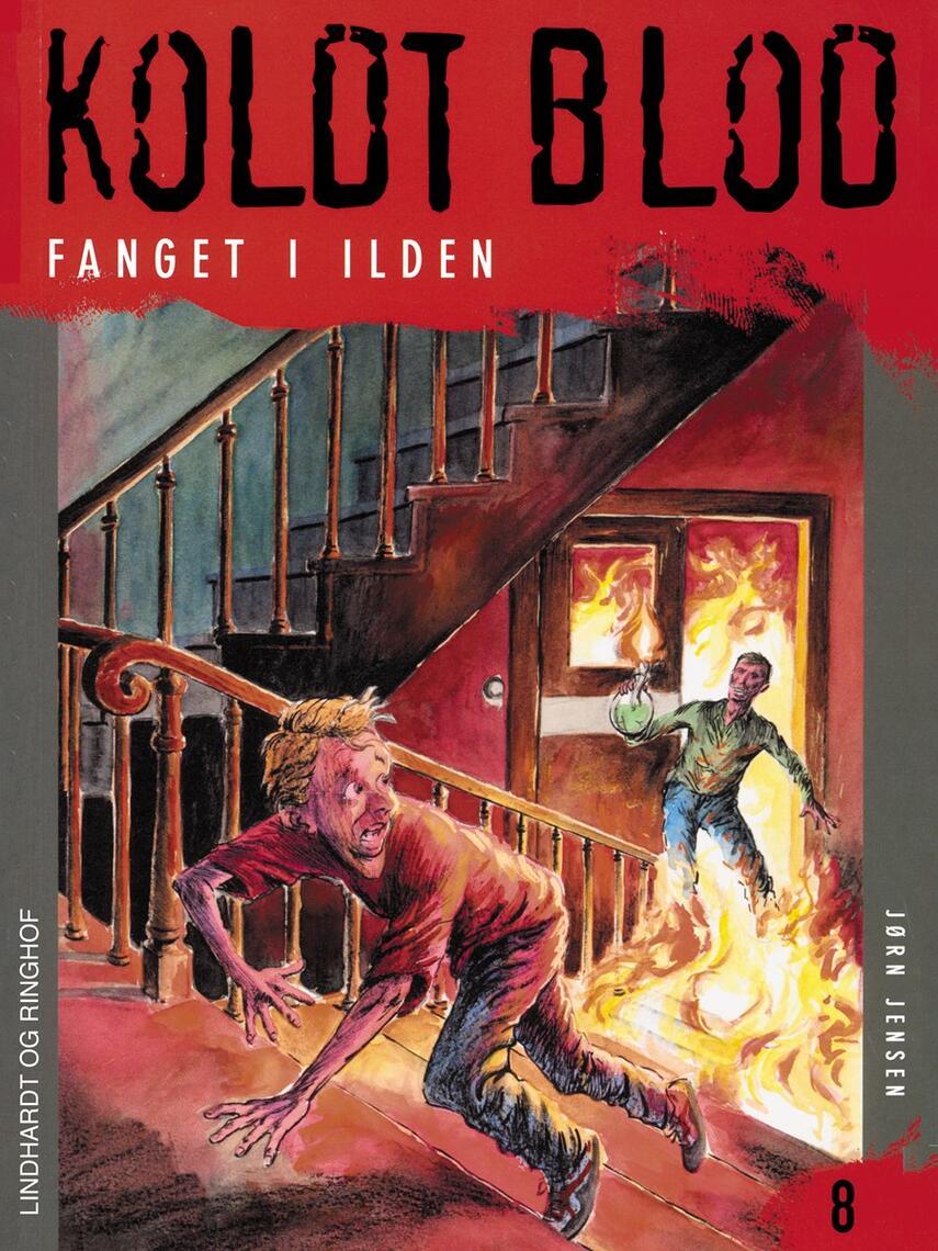 Jørn Jensen (f. 1946): Fanget i ilden