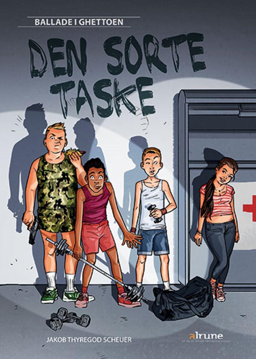Jakob Thyregod Scheuer: Den sorte taske
