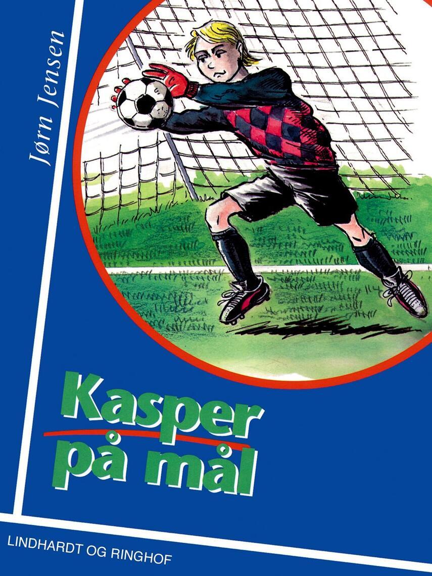 Jørn Jensen (f. 1946): Kasper på mål