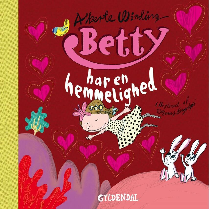 Alberte Winding, Rasmus Bregnhøi: Betty har en hemmelighed