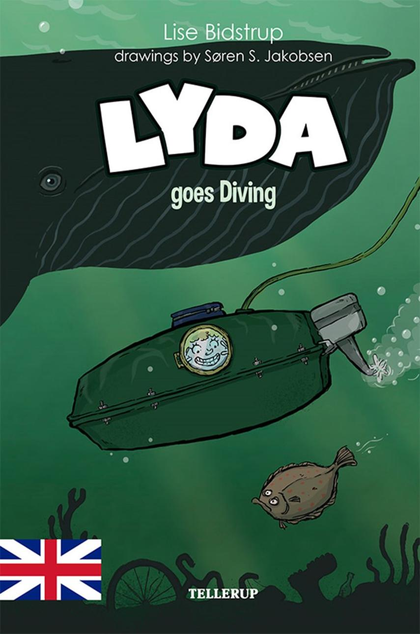 Lise Bidstrup: Lyda goes diving