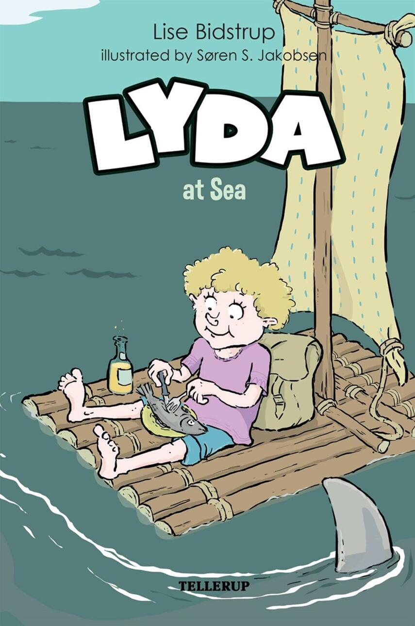 Lise Bidstrup: Lyda at sea