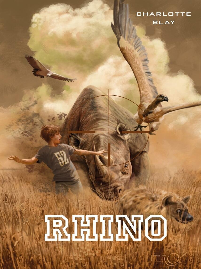 Charlotte Blay: Rhino