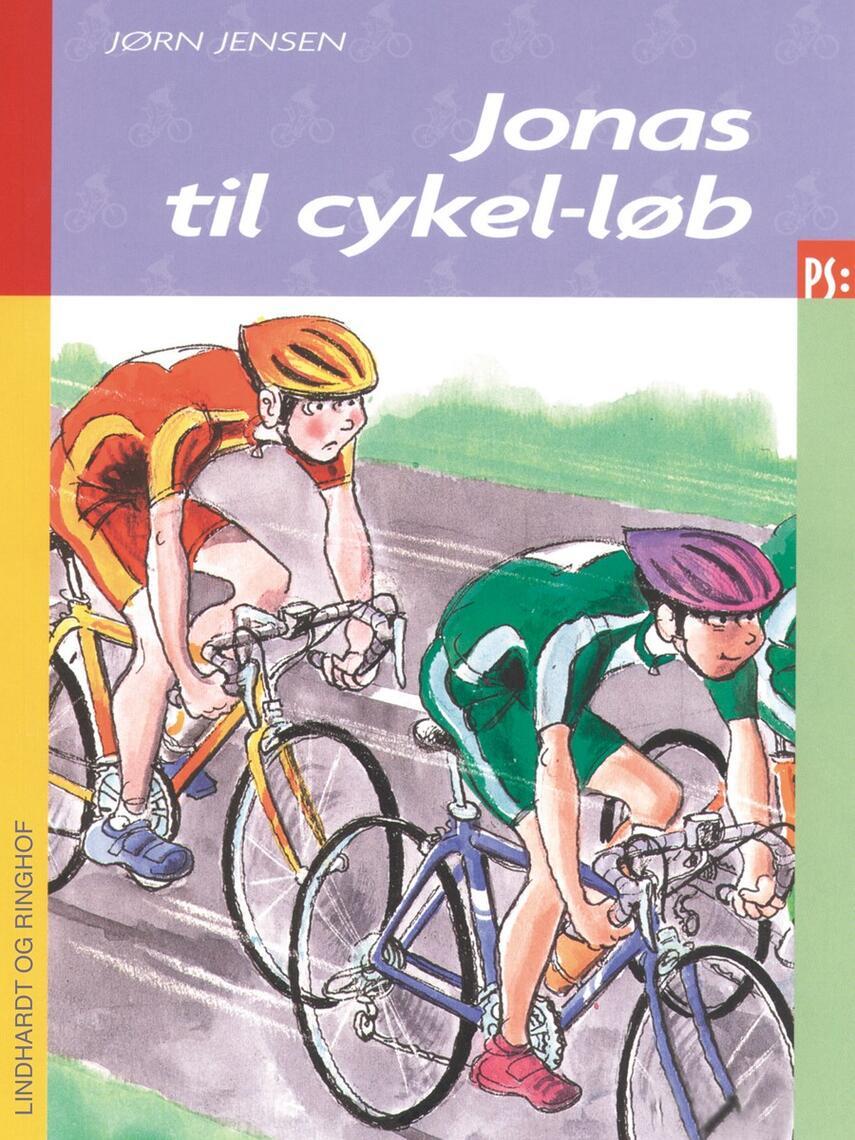 Jørn Jensen (f. 1946): Jonas til cykelløb