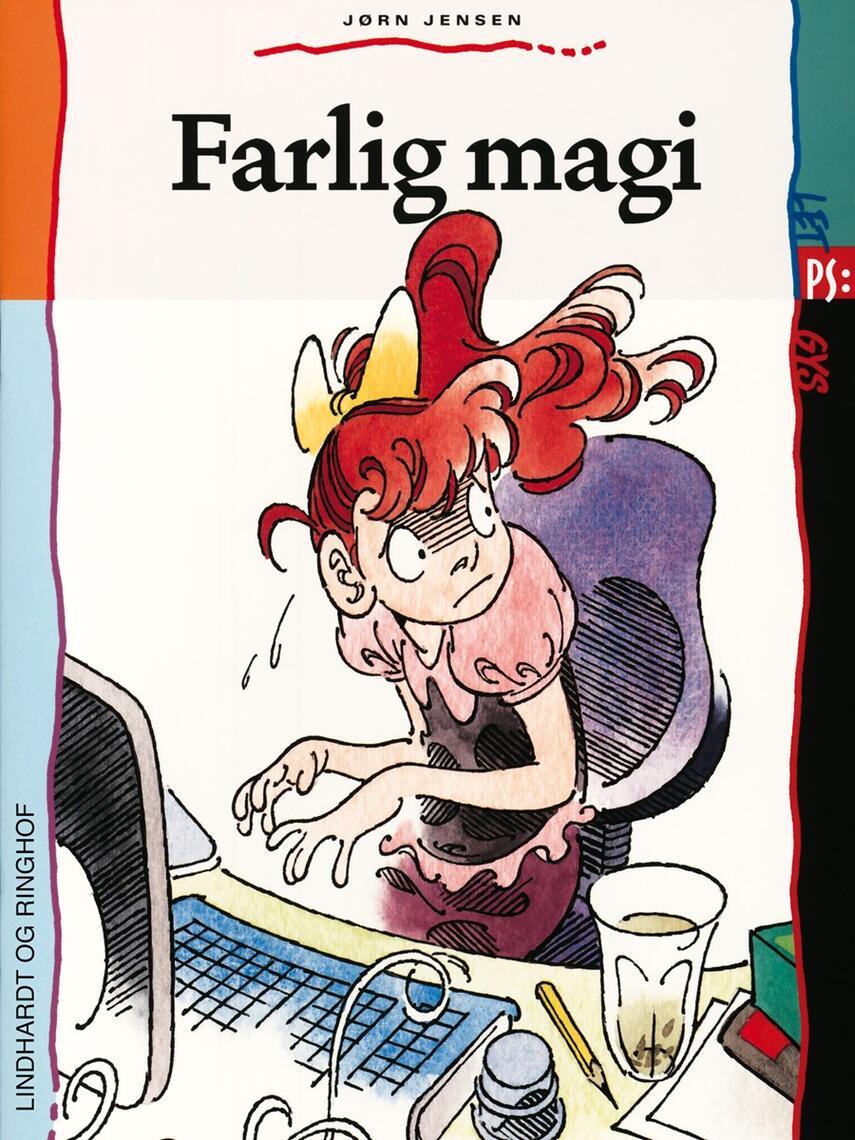 Jørn Jensen (f. 1946): Farlig magi