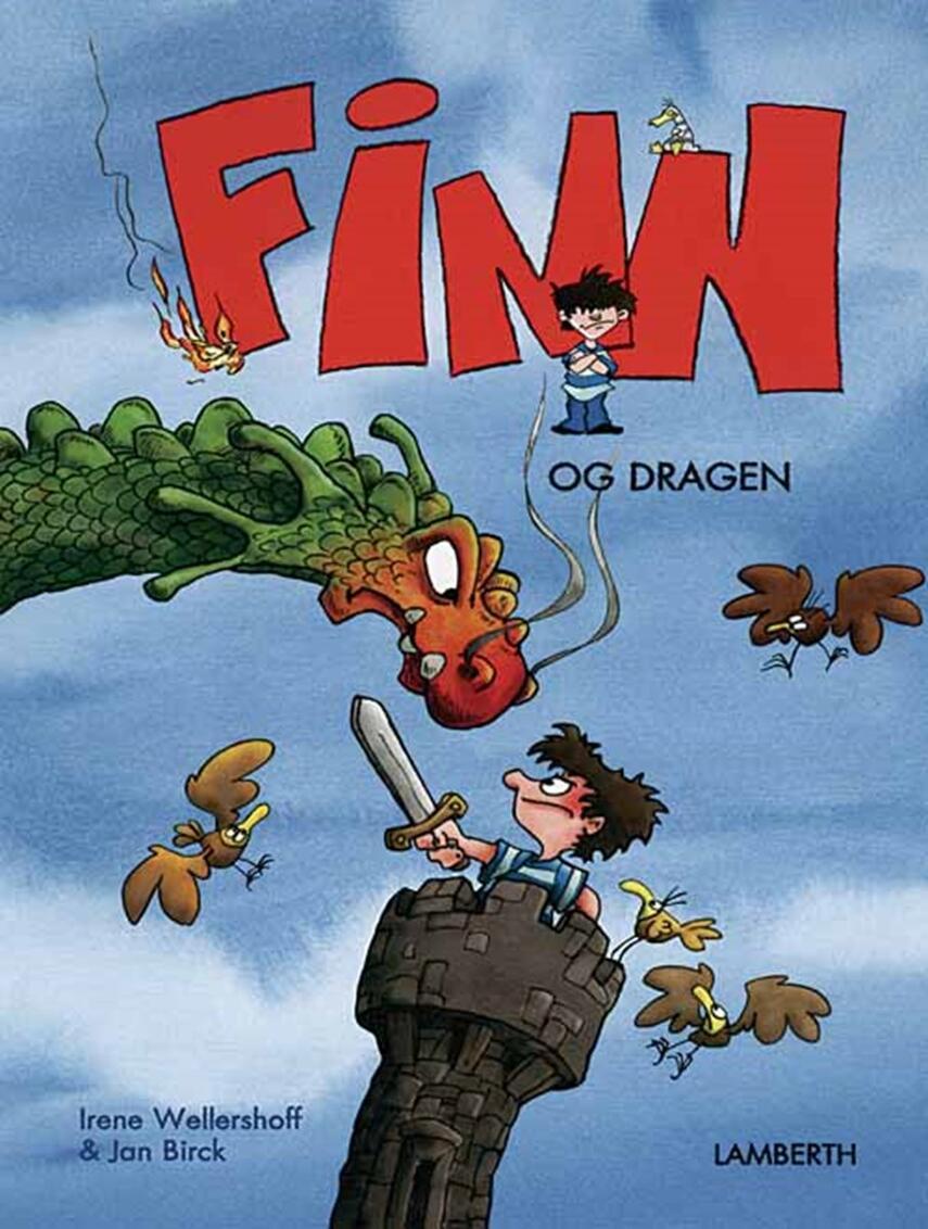Irene Wellershoff: Finn og dragen