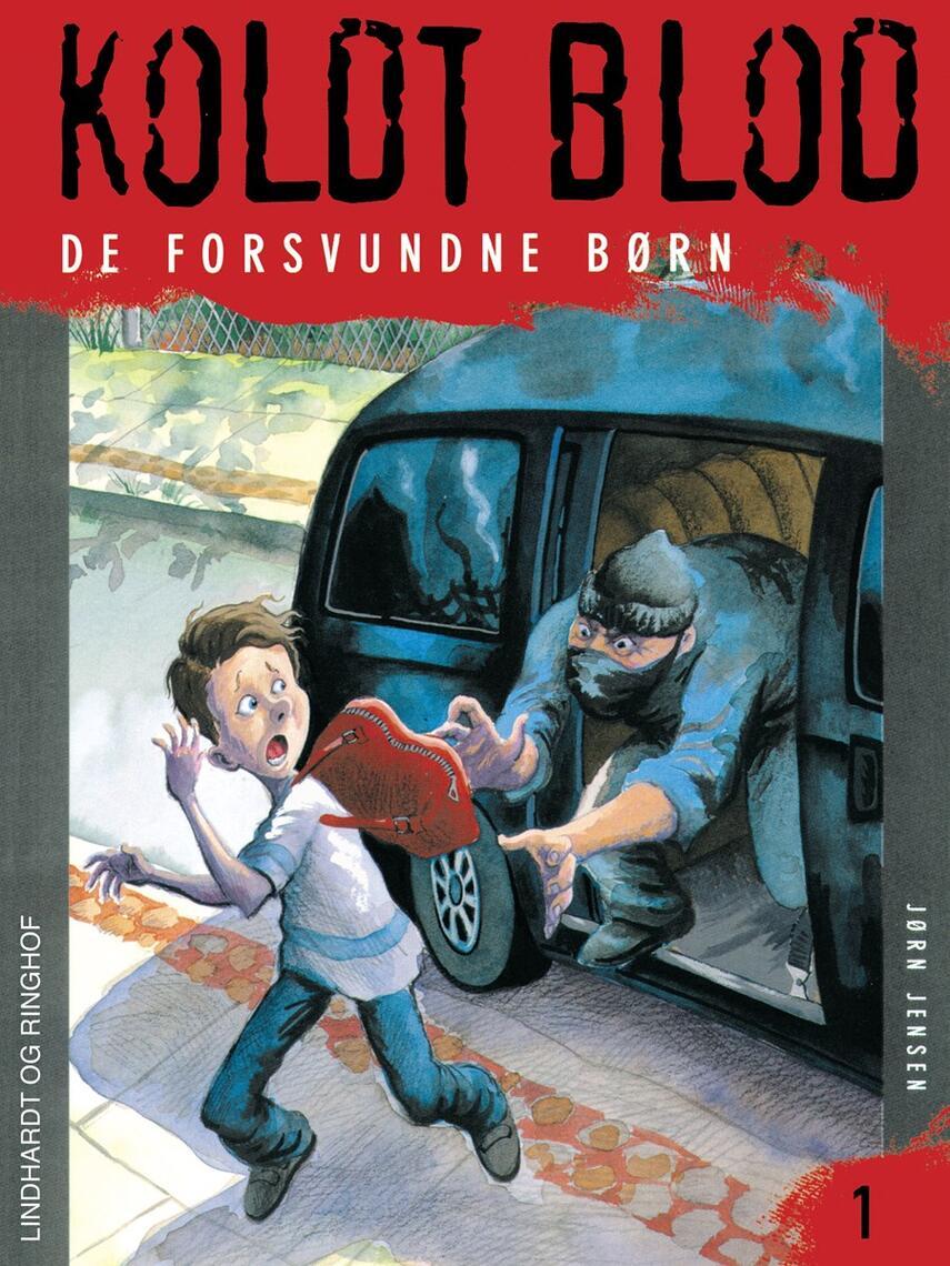 Jørn Jensen (f. 1946): De forsvundne børn