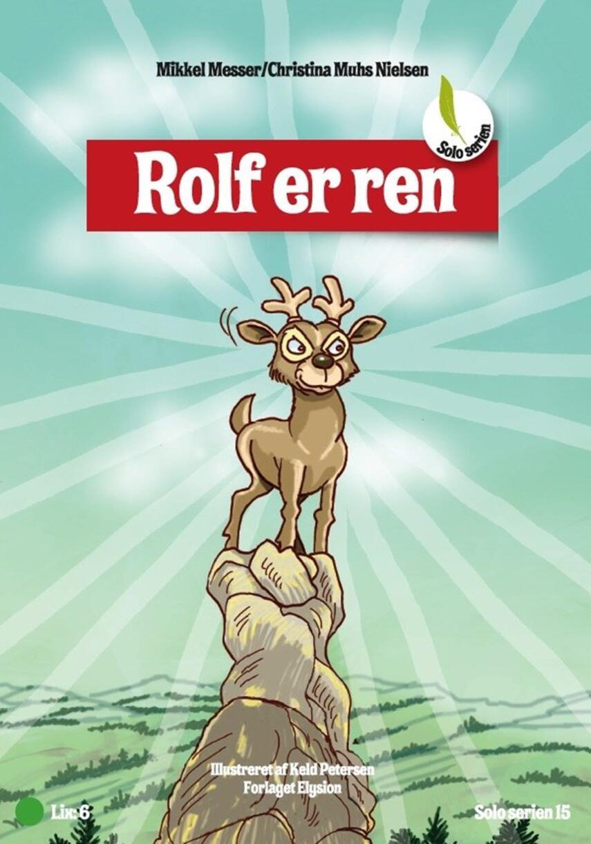 Mikkel Messer: Rolf er ren