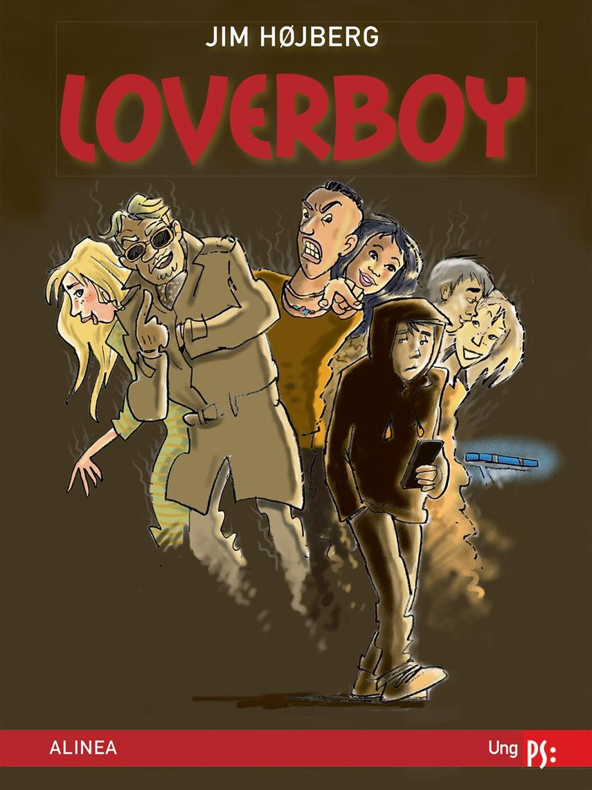 Jim Højberg: Loverboy