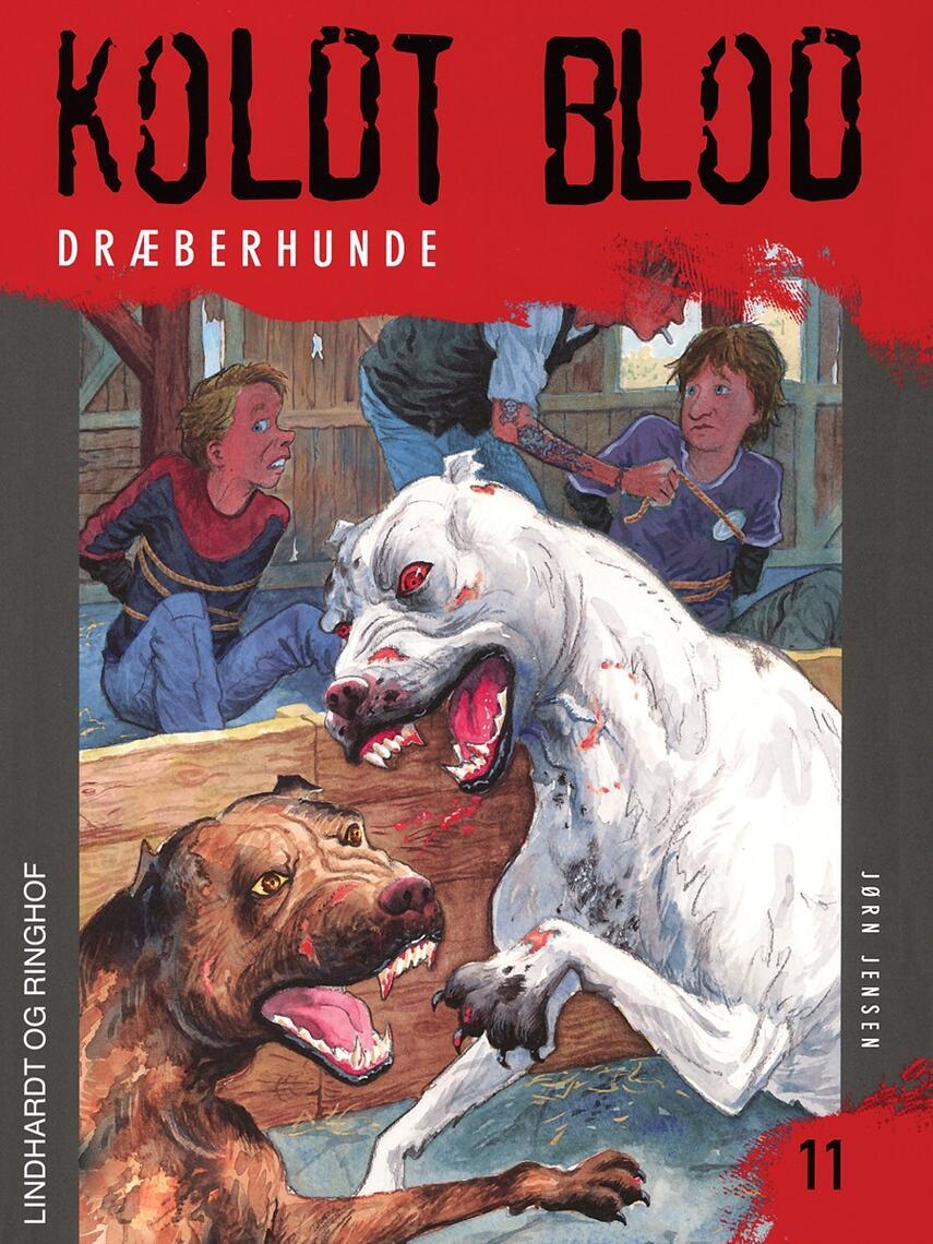 Jørn Jensen (f. 1946): Dræberhunde