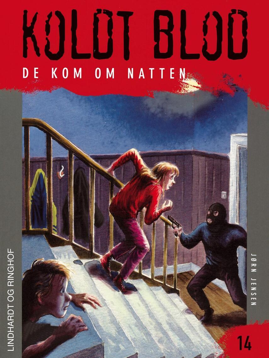Jørn Jensen (f. 1946): De kom om natten