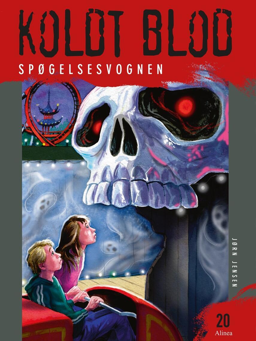 Jørn Jensen (f. 1946): Spøgelsesvognen