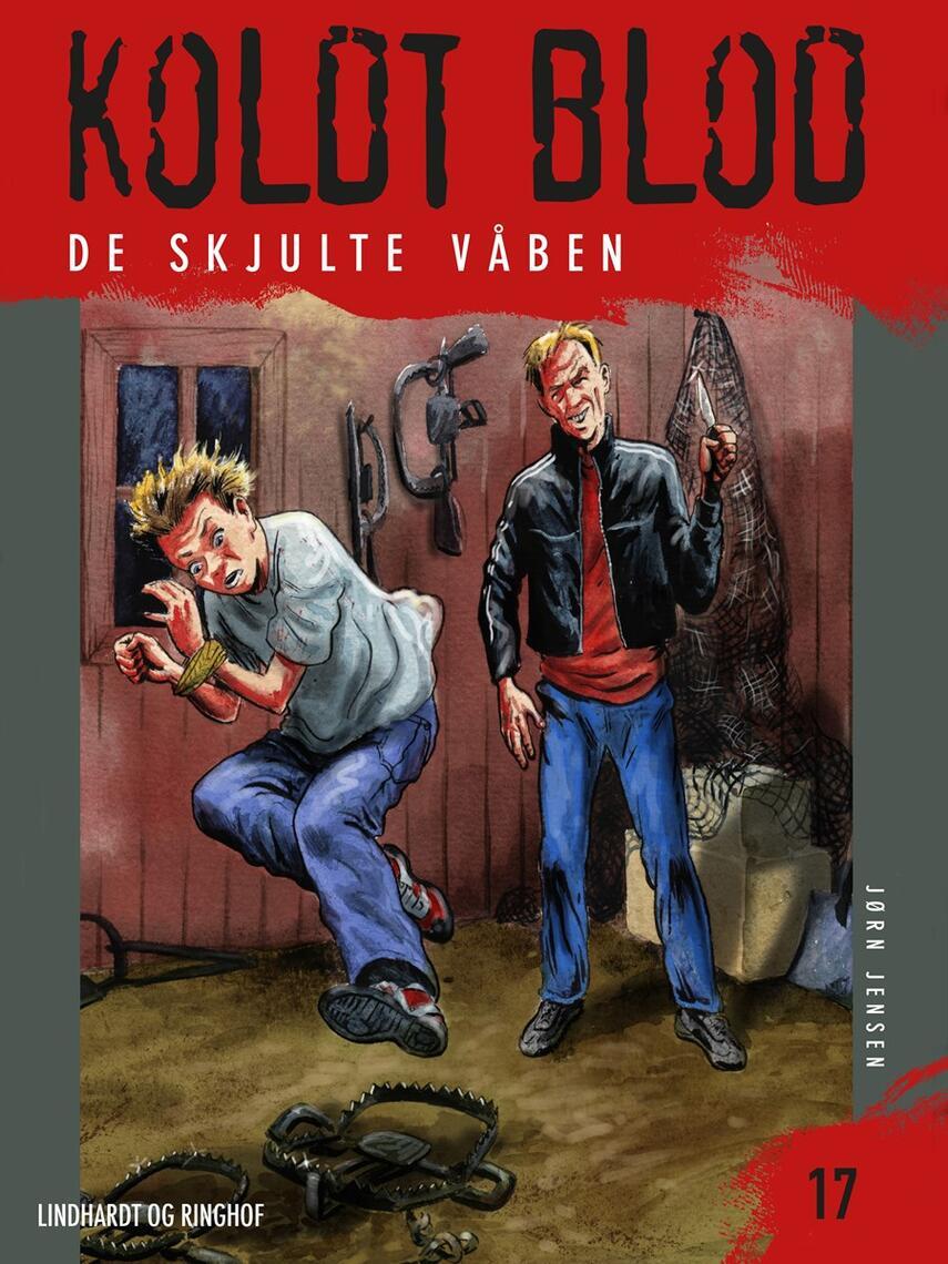 Jørn Jensen (f. 1946): De skjulte våben
