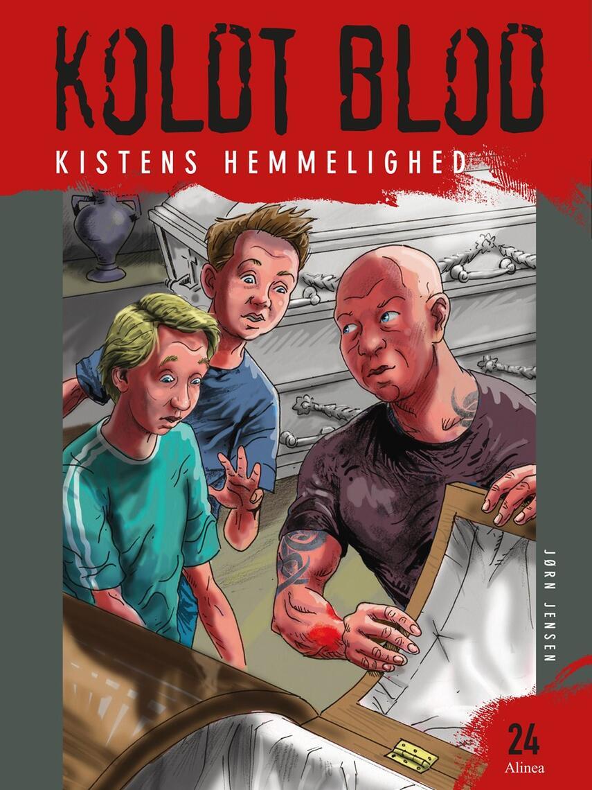 Jørn Jensen (f. 1946): Kistens hemmelighed