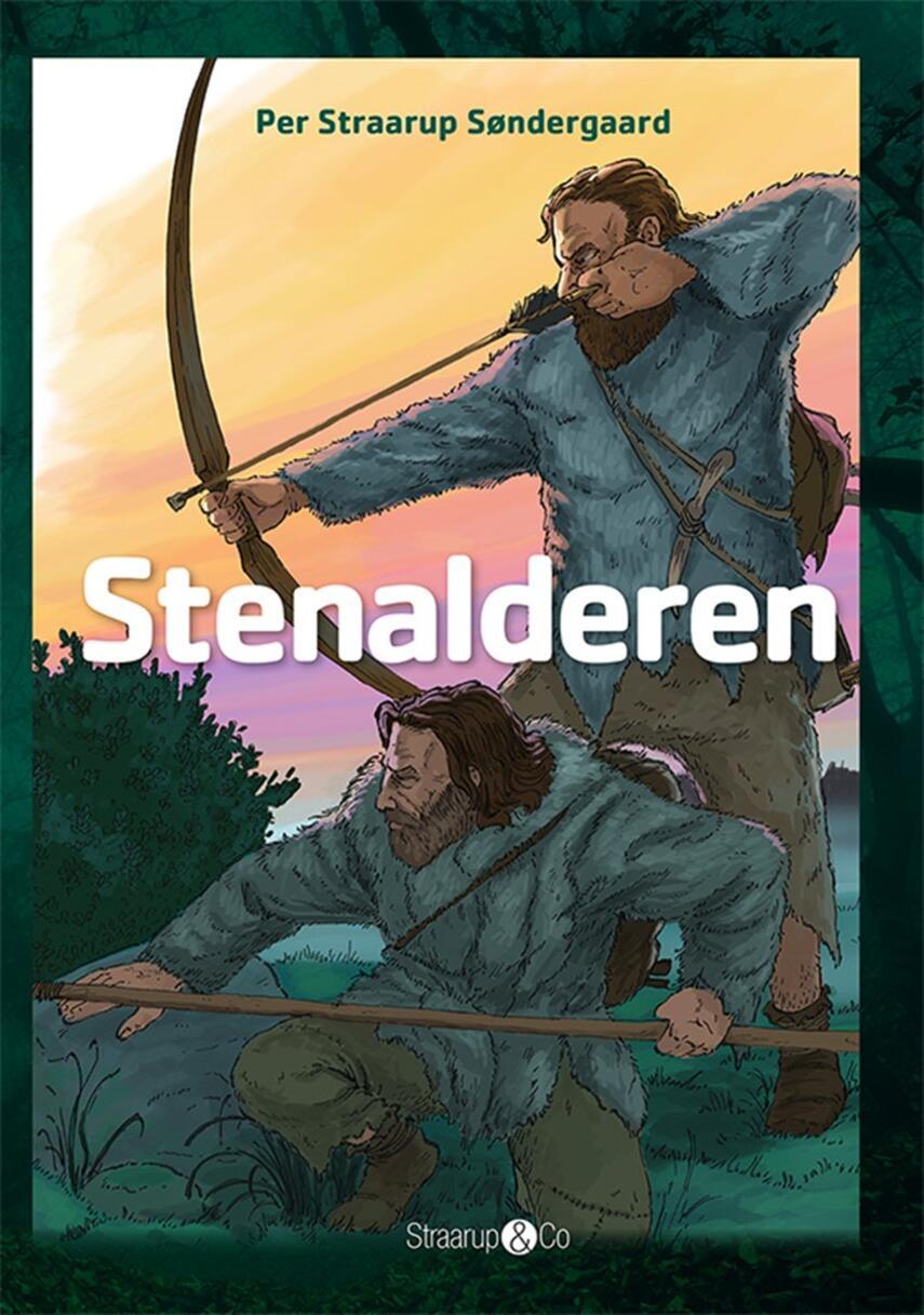 Per Straarup Søndergaard: Stenalderen