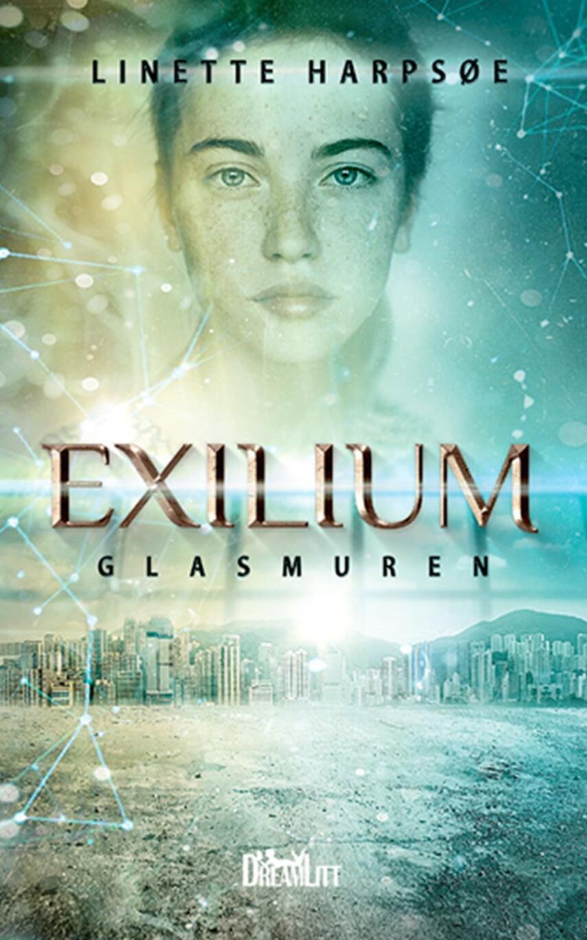 Linette Harpsøe: Exilium - glasmuren