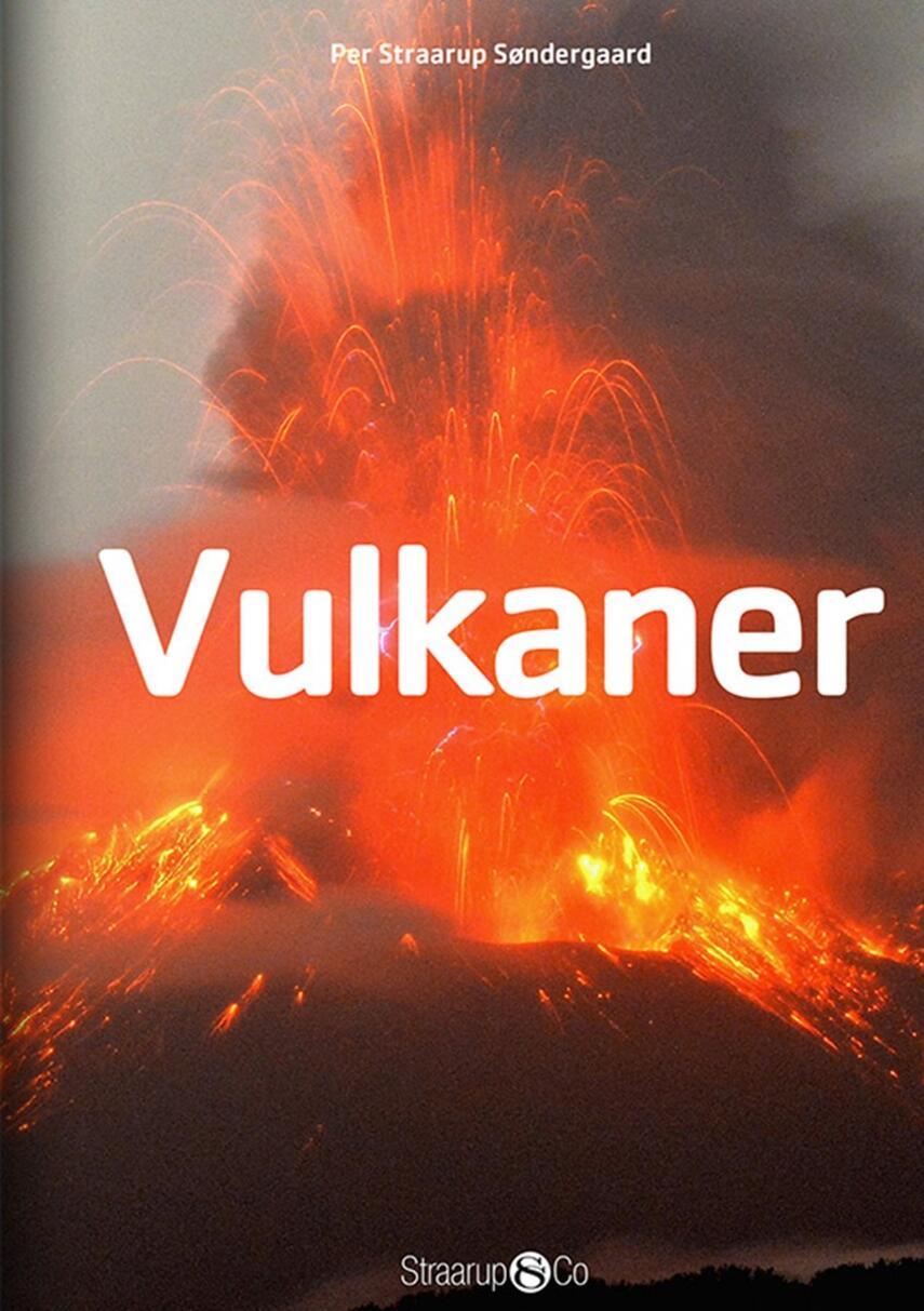Per Straarup Søndergaard: Vulkaner