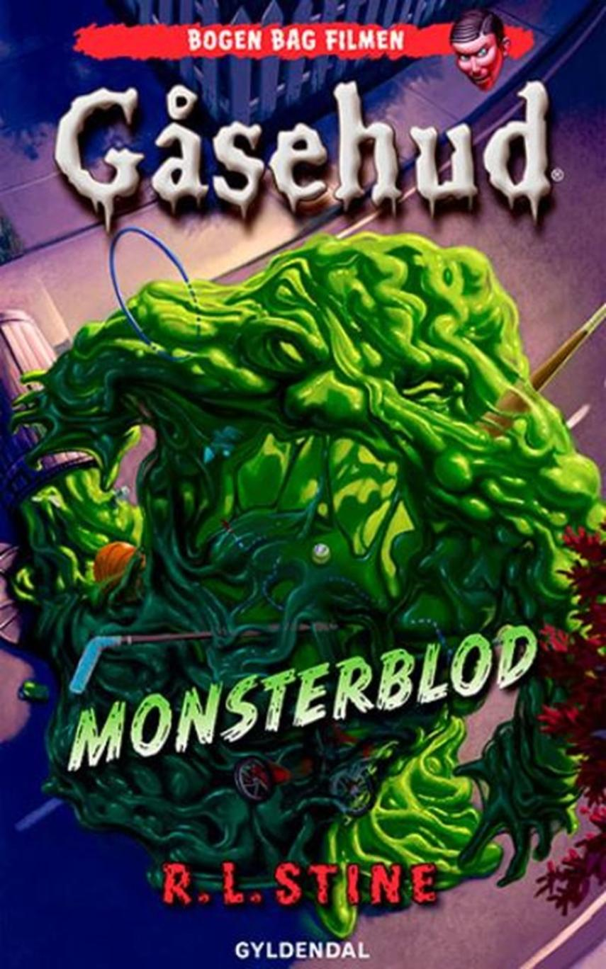 R. L. Stine: Monsterblod