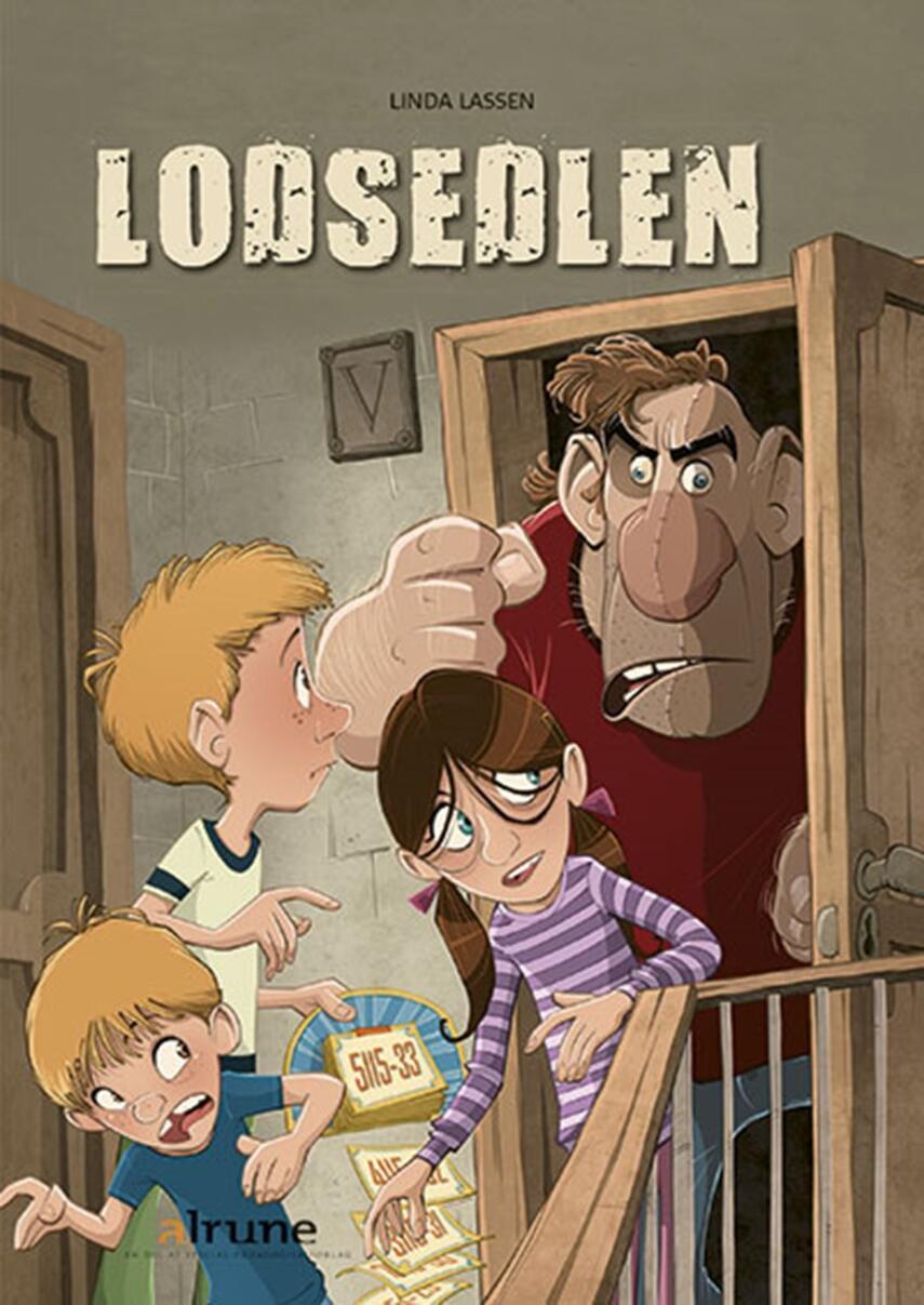 Linda Lassen (f. 1948): Lodsedlen