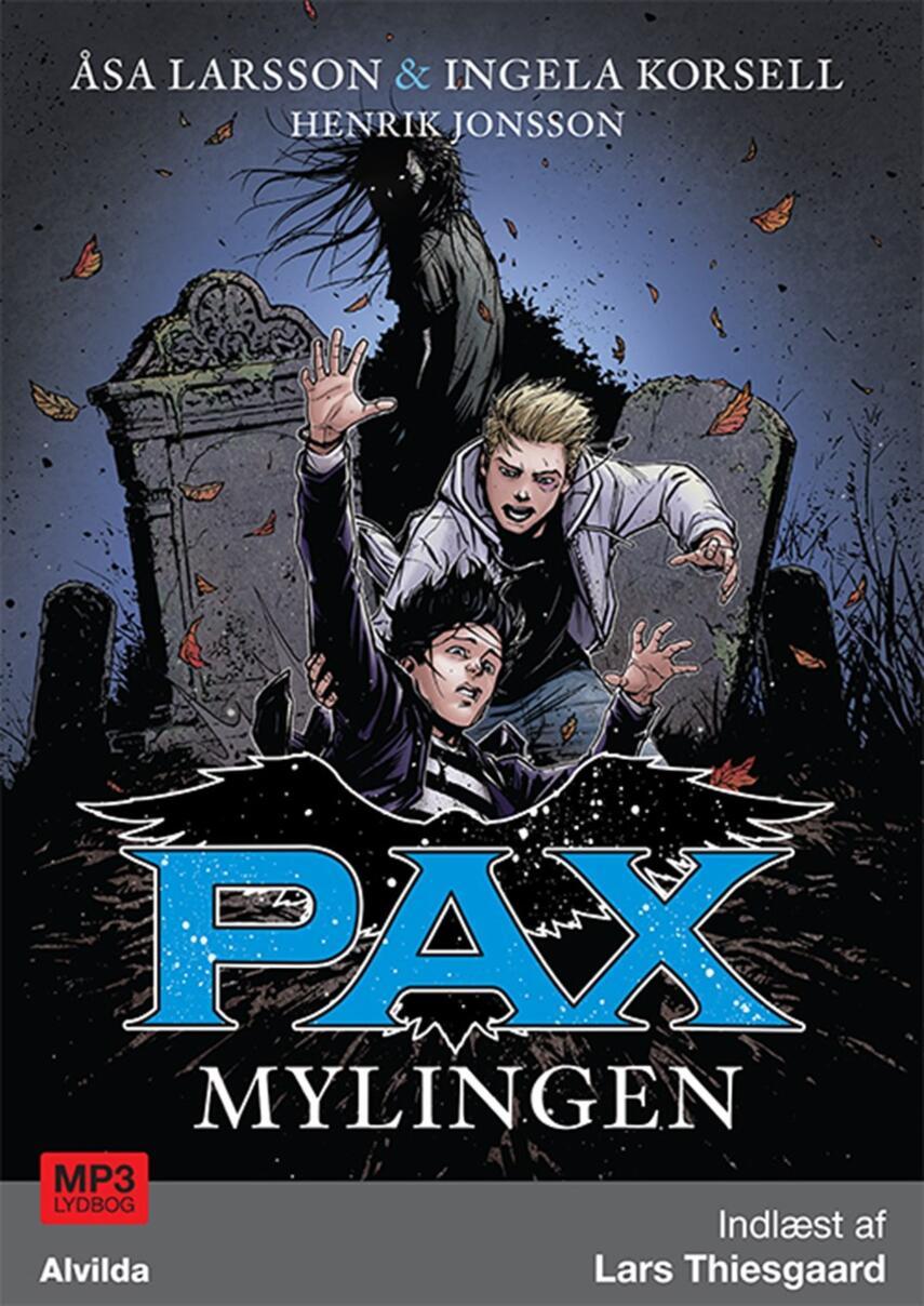 Åsa Larsson: Mylingen