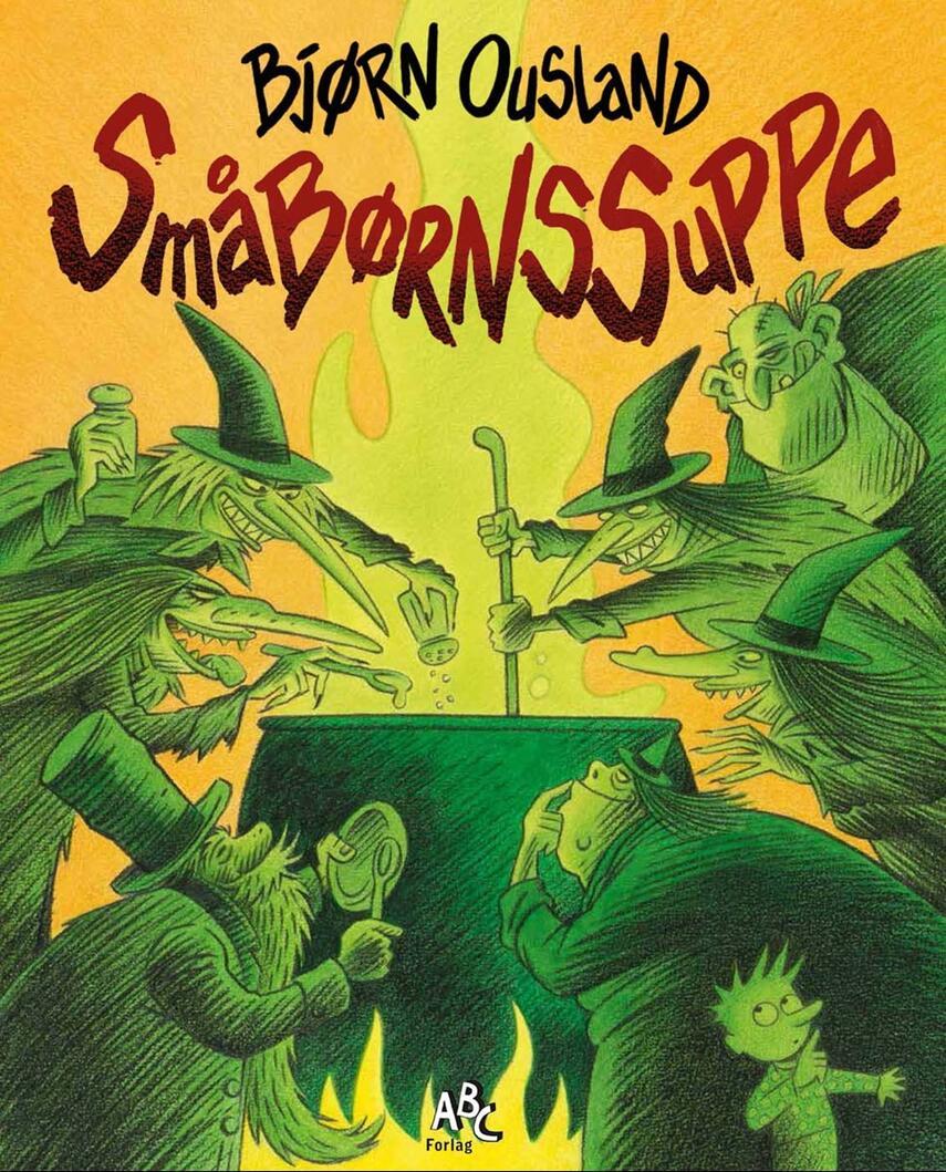 Bjørn Ousland: Småbørnssuppe