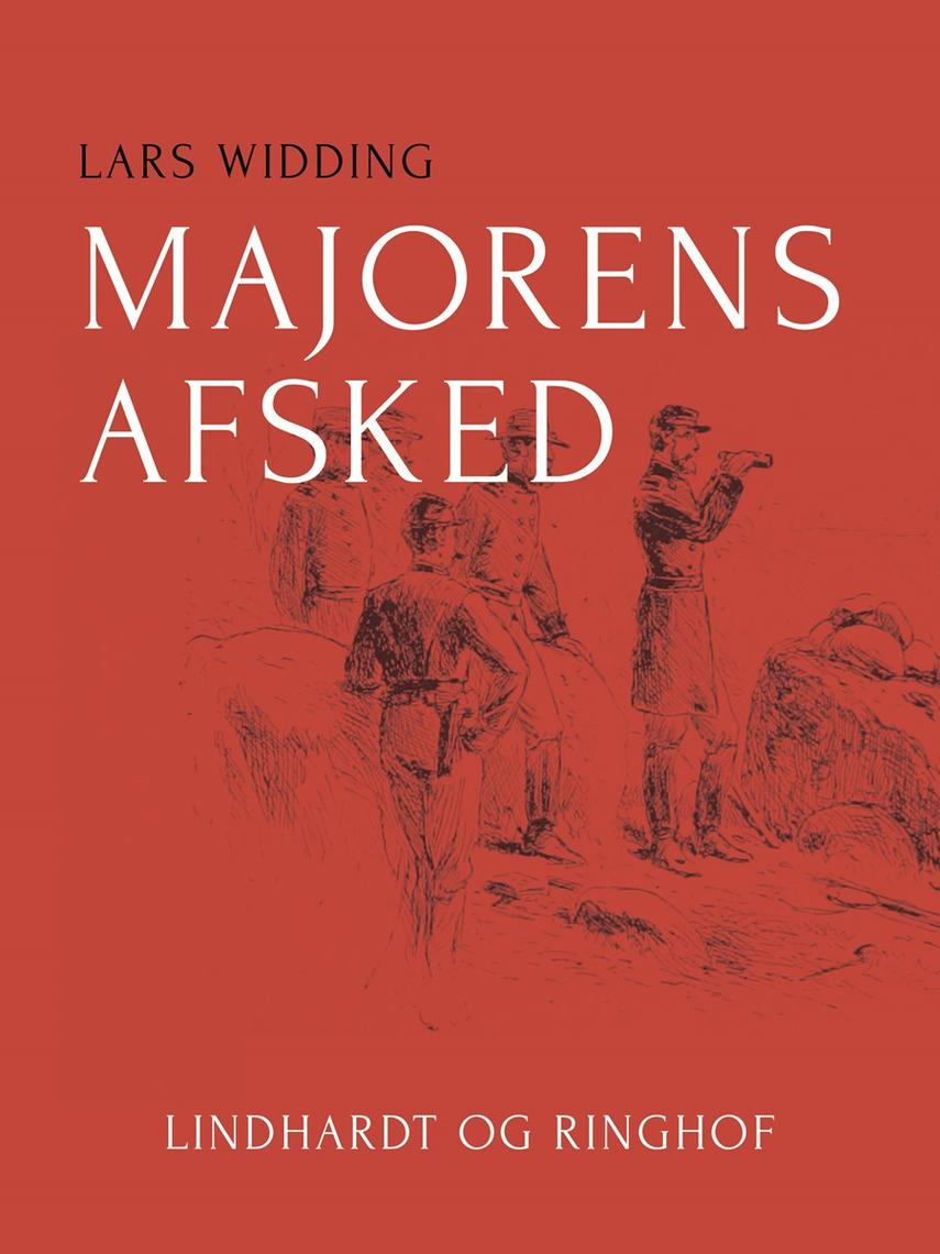 Lars Widding: Majorens afsked