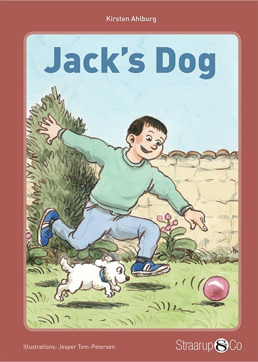 Kirsten Ahlburg: Jack's dog