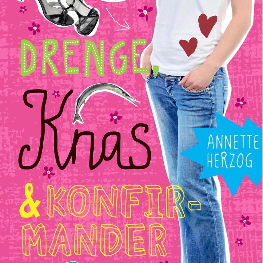 Annette Herzog: Drenge, knas & konfirmander
